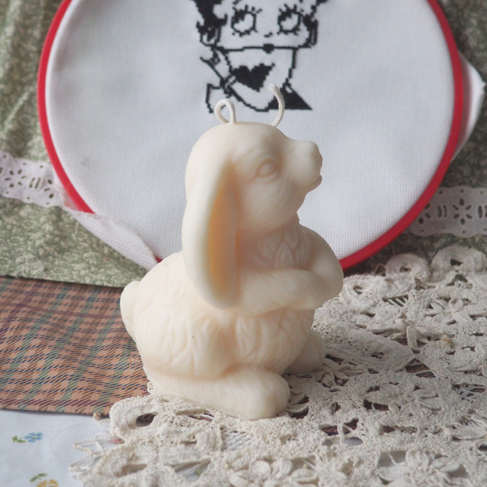 Alice's Rabbit Soy Wax Candle