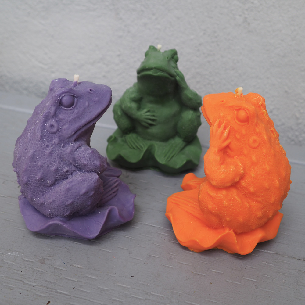 Toad Soy Wax Candle