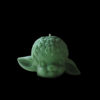 Green Lamb Soy Wax Candle